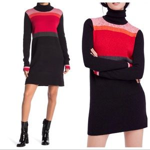 Free People Winter Break Sweater Dress